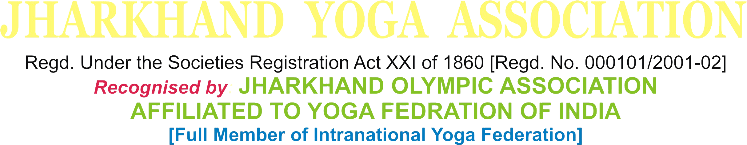 Jharkhand Yoga Association